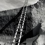 Ladder To The Sky Art Print