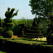 Ladew Topiary Gardens Art Print