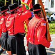 Ladies Auxiliary Palenville Fire Department 8 Art Print