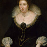 Lady Alethea Talbot, Countess Of Arundel Art Print
