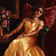 Lady Catherine Art Print