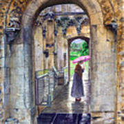 Lady Chapel Art Print