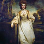 Lady Elizabeth Compton Art Print