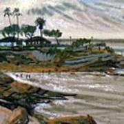 Laguna Beach 91 Art Print