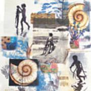 Lajolla Art Print