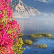 Lake Atitlan Beauty Art Print