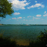 Lake Calhoun 3796 Art Print
