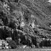 Lake Como 15b Art Print