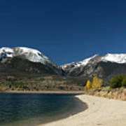 Lake Dillon Colorado Art Print