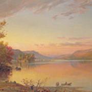 Lake George  Ny Art Print