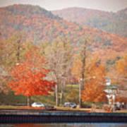 Lake George 15 Art Print