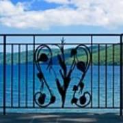 Lake Glimmerglass Art Print