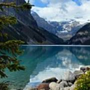 Lake Louise 2 Art Print