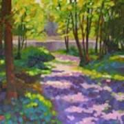 Lake Of The Hills Art Print