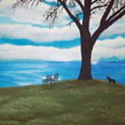 Lake Ontario Canada Art Print
