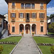 Lake Orta, Piedmont, Italy   Art Print