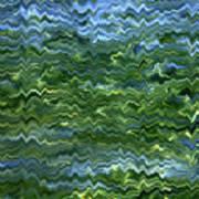 Lake Tahoe Abstract Art Print