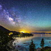 Lake Tahoe Dream Art Print