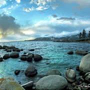 Lake Tahoe, Nevada Art Print