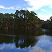 Lake Thomas Hilton Head Art Print