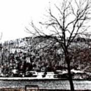 lake Wynona Art Print