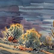 Lakeside Art Print