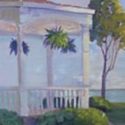 Lakeside Solitude Art Print