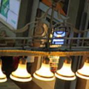 Lamps At The Big C Art Print