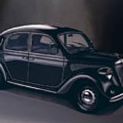 Lancia Ardea 1939 Painting Art Print