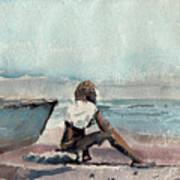 Land Far Away Art Print