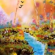 Land Of Oz Art Print