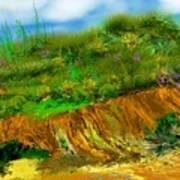 Landscape 012711 Art Print
