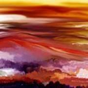 Landscape 022511 Art Print