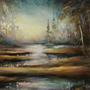 Landscape 10 Art Print