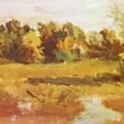 Landscape 1884 Art Print