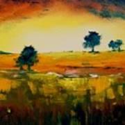 Landscape 22 Art Print