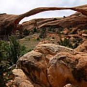 Landscape Arch -- Arches National Park Art Print