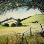 Landscape Bn Art Print