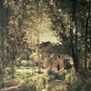 Landscape Art Print by Charles Francois Daubigny