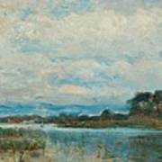 Landscape From The Surroundings Art Print