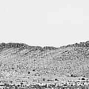 Landscape Galisteo Nm I10i Art Print