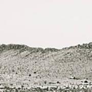 Landscape Galisteo Nm I10l Art Print