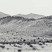 Landscape Galisteo Nm I10p Art Print