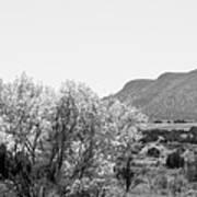 Landscape Galisteo Nm J10o Art Print