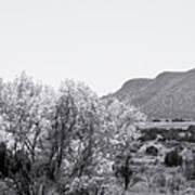 Landscape Galisteo Nm J10p Art Print