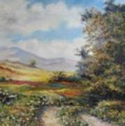 Landscape In Dilijan Art Print by Tigran Ghulyan