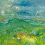 Landschaft Bei Arles Art Print