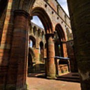 Lanercost Priory Art Print