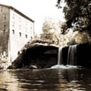 Lantermans Mill Art Print