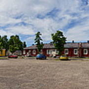 Lappeenranta Fortress Art Print